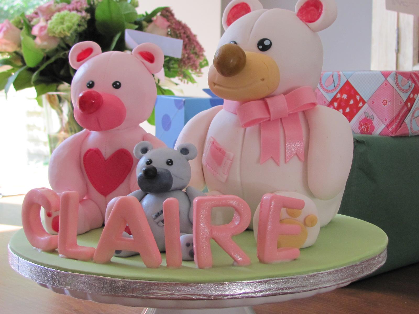 Claire cake
